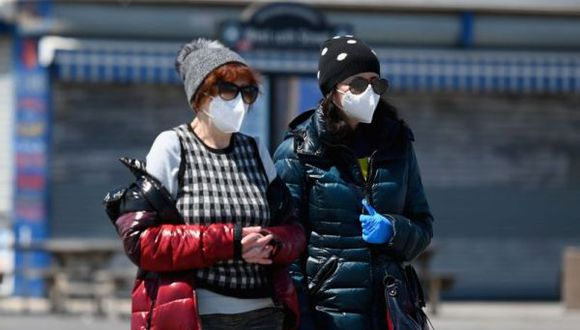 Coronavirus en Estados Unidos en vivo: últimas noticias sobre la pandemia del COVID-19 en USA. (Foto: AFP)
