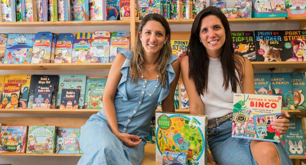 Liebe Bär ya representa 5 marcas de juguetes sostenibles en Lima y planean traer más este 2020.