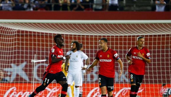 Lago Junior llegó al Mallorca procedente del Club Deportivo Mirandés. (Foto: AFP)