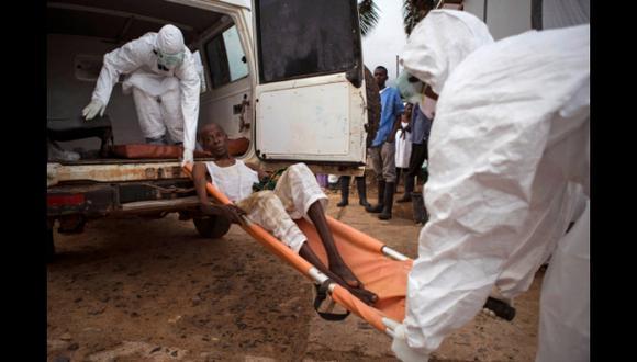 El ébola finalmente retrocede, pero deja una dura lección