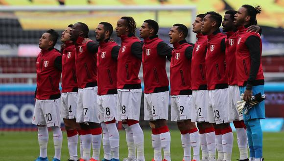 La selección peruana enfrentará hoy a Brasil por la fecha 2 de la Copa América 2021 en Río de Janeiro. (Foto: AFP)