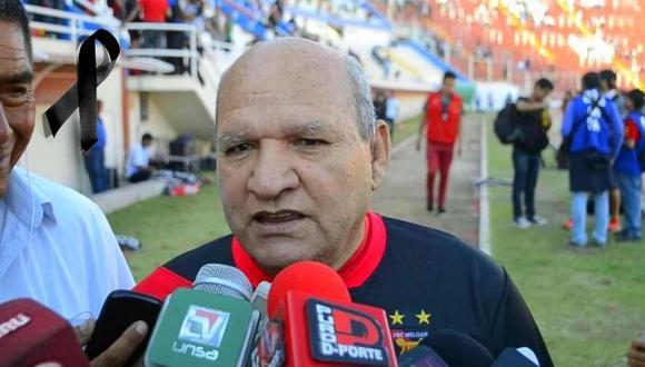 Eduardo 'Patato' Márquez fue uno de los jugadores más representativos de FBC Melgar.