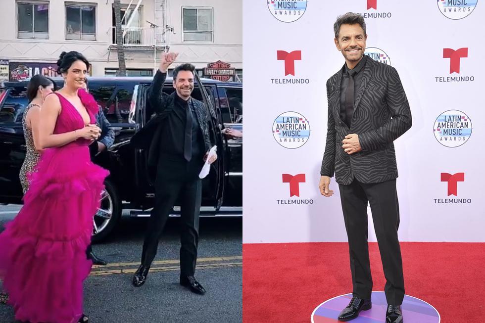 Eugenio Derbez en los Latin American Music Awards