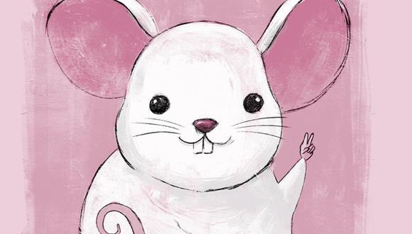 """Como signo, la rata representa la astucia; un término que seguramente ha sido difícil de traducir, de calificar o de entender como virtud o como defecto"". (Ilustración: Giovanni Tazza)"