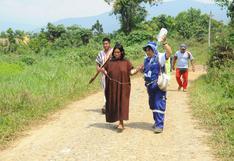 Junín: carencias y auxilio en la comunidad indígena más pobre del Vraem