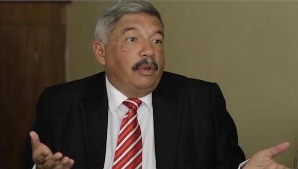Alberto Beingolea, candidato por el PPC, instó a Julio Guzmán a poner fecha y hora para debatir propuestas. (Foto: Archivo de GEC)