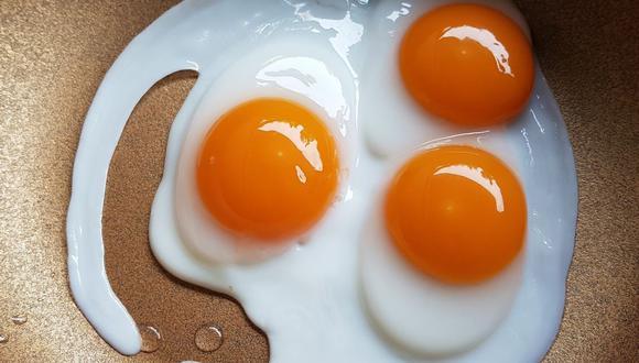 Una buena yema es el punto inicial para tener unos huevos estrellados de campeonato. (Foto: Pixabay)