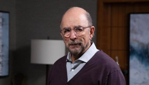 "Richard Schiff interpreta al Doctor Glassman en ""The Good Doctor""  (Foto: ABC)"