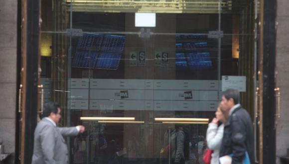 El índice S&P/BVL Perú Selectivo, donde se cotizan las acciones de mayor liquidez y capitalización, ganaba un 0,08%. (Foto: GEC)