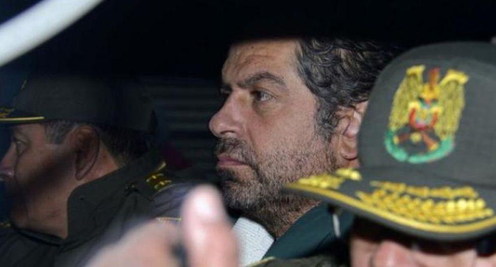Las conversaciones entre Martín Belaunde Lossio y fiscales anticorrupción quedaron registradas.  (Foto: EFE)