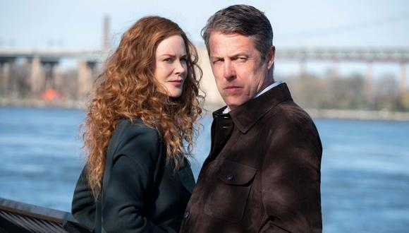 """""""The Undoing"""" es protagonizada por Nicole Kidman y Hugh Grant. El resultado se conocerá en octubre. (Cortesía / HBO)."""