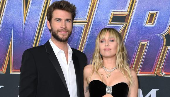 """Liam Hemsworth estaría harto de las declaraciones de Miley Cyrus: """"Habla mucho del pasado"""". (Foto: AFP/Valerie Macon)"""