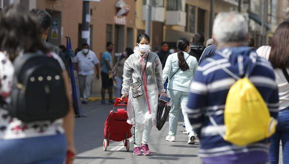 Hasta ayer, el Perú registraba casi 280.000 contagiados por COVID-19, según datos del Ministerio de Salud (Minsa). (Foto: GEC).