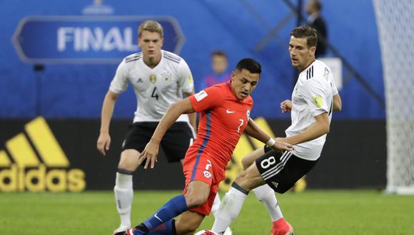 Chile vs. Alemania EN VIVO: se enfrentan por la final de la Copa Confederaciones 2017. (Foto: AP)
