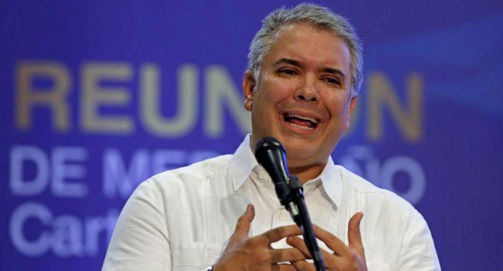 El gobierno de Iván Duque también instó a los militares en Venezuela a unirse a Juan Guaidó. (Foto: EFE)