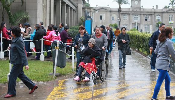 El panorama del hospital Arzobispo Loayza a 119 días de huelga - 3