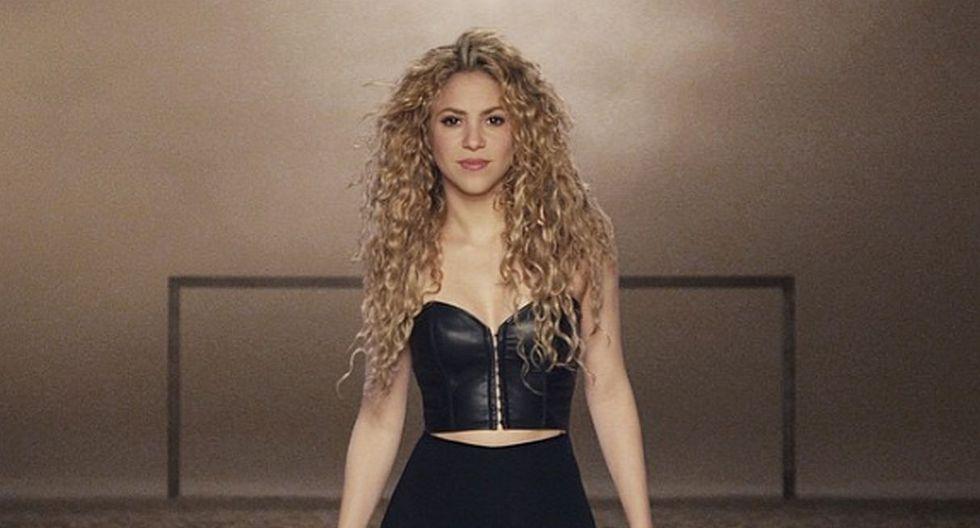La colombiana Shakira tiene una larga cabellera ondeada que se roba las miradas de miles en cada uno de sus conciertos. (Foto: Instagram)