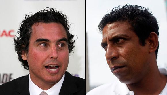 Chemo del Solar y José Soto definirán el título de la Segunda División con César Vallejo y Mannucci, respectivamente. (Foto: EL Comercio)