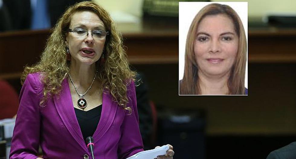 La ex esposa de Orellana trabajó en el despacho de Eliane Karp - 1