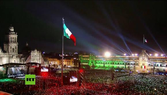 El Día de la Independencia en México es celebrado a todo dar. (Foto: captura YouTube)