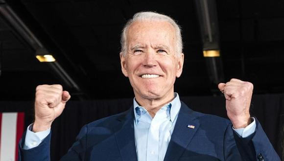 Joe Biden derrotó a Donald Trump y será el próximo presidente de Estados Unidos. (EFE/ Jim Lo Scalzo).