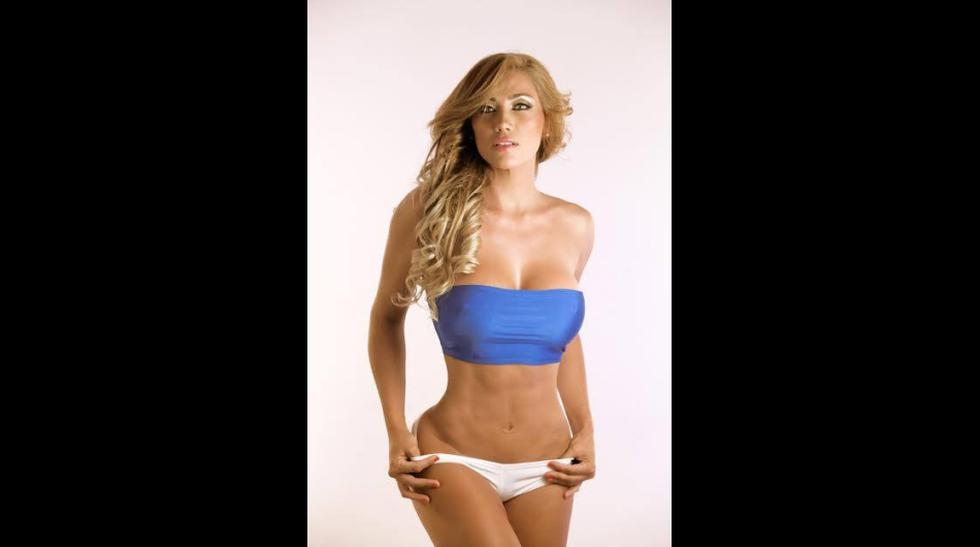 Ellas anhelan ser la 'novia' del Mundial Brasil 2014 - 13