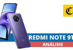Redmi Note 9T   Una grata sorpresa en la gama media y lista para 5G   ANÁLISIS