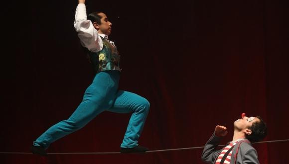 """""""Circonía"""", el nuevo show virtual de La Tarumba. (Foto: latarumba.com)"""