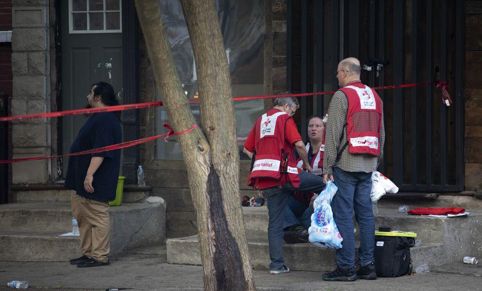 Las autoridades de Chicago aún no han determinado que provocó el incendio ni dieron a conocer la identidad de las víctimas. (Foto: AP)