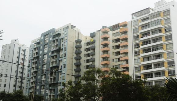 El crédito hipotecario tuo un desempeño positivo en mayo. (Foto: GEC)