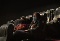 Cines exigirán vacunación completa a clientes para el ingreso a sus salas