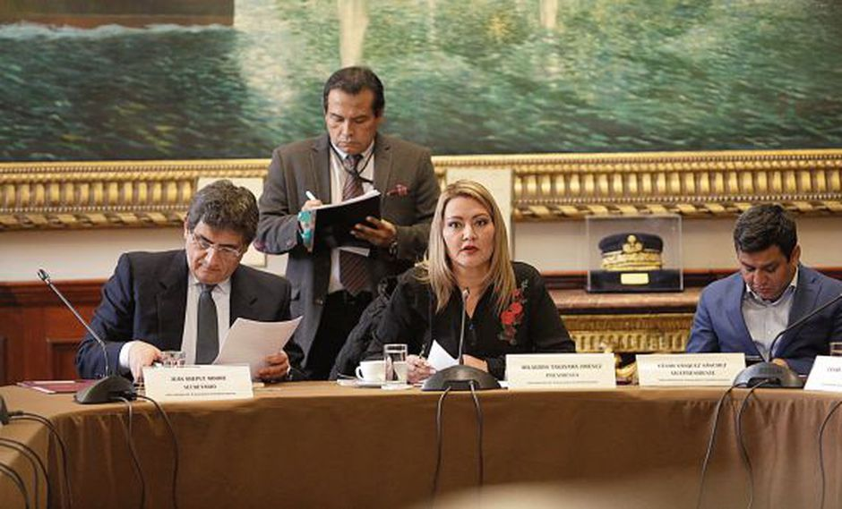 Subcomisión tiene plazo de medio mes para emitir informe final. (Foto: Anthony Niño de Guzmán/ El Comercio)