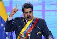 """Maduro pone bajo revisión """"toda la relación"""" con España por """"agresiones"""""""