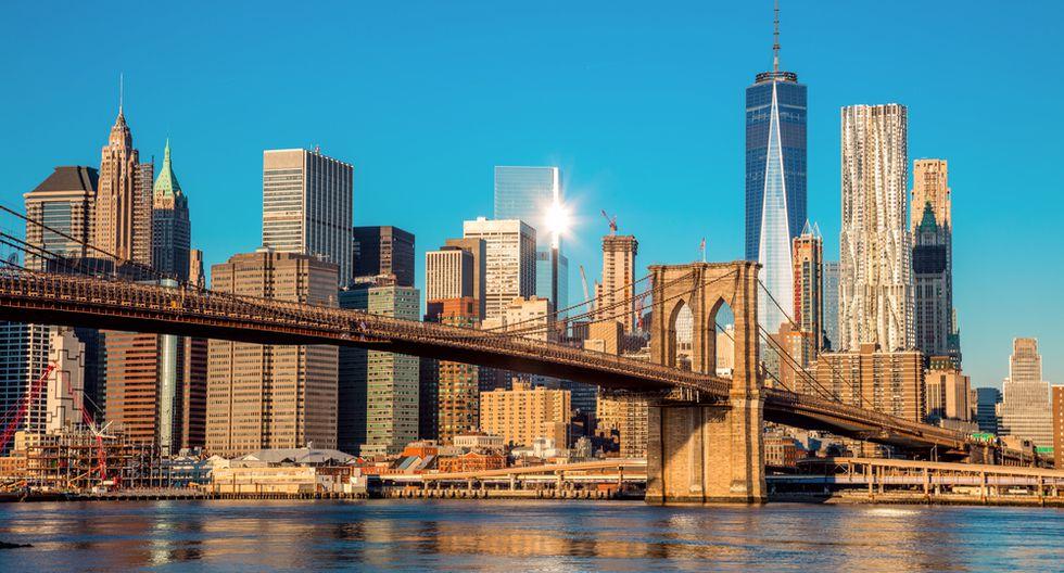 Nueva York, EE.UU. El entretenimiento no desentona con los negocios. Así, es la segunda urbe en el mundo con mejor infraestructura en coworking. Dicho espacio brinda un clima relajado, saludable y productivo; por ende, atrae a mentes creativas.(Foto: Shutterstock)