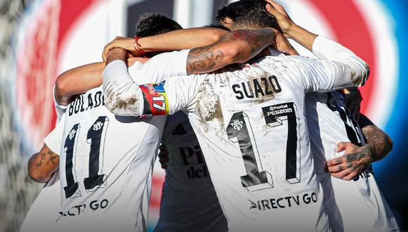 Colo Colo venció a Huachipato de visita y sigue en la cima del Campeonato Nacional