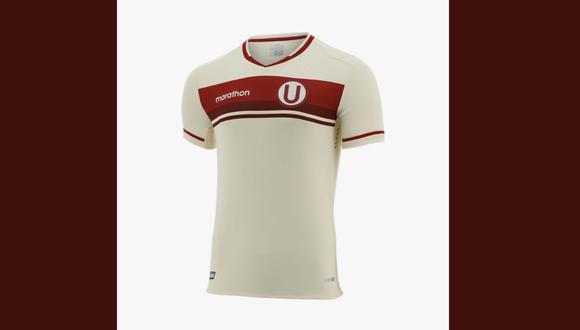 Universitario presentó su nueva camiseta para la temporada 2021. (Foto: Marathon)