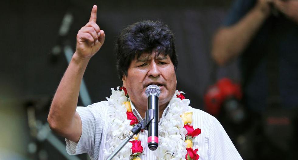 Evo Morales, que renunció al cargo en noviembre pasado por las acusaciones de fraude y tras perder el apoyo de las fuerzas militares, está a la espera de que el actual TSE defina la validez de su postulación al Senado en los comicios de mayo, en medio de protestas de sectores de derecha que exigen su inhabilitación. (Foto: Archivo/Reuters).
