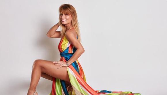 """Olenka Zimmermann se prepara para asumir un nuevo reto televisivo con """"Crónicas de impacto"""". (Foto: Edward Alba)"""