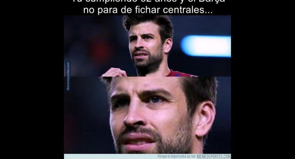 Facebook   Barcelona vs. Valencia: los hilarantes memes que dejó el empate.