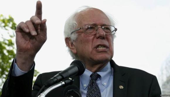 EE.UU.: Bernie Sanders, el socialista que va por la presidencia