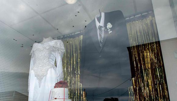 Según la prensa local, se trataba de una importante boda judío ortodoxa. (Foto Referencial: AFP / Joseph Prezioso).