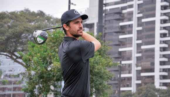 Luis Fernando Barco se alista para el US Open de Golf, donde probará el nivel en el que se encuentra en este deporte.
