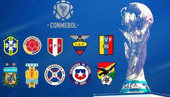 Conoce cómo marcha la tabla de posiciones de Eliminatorias en Sudamérica. (Fuente: Conmebol)