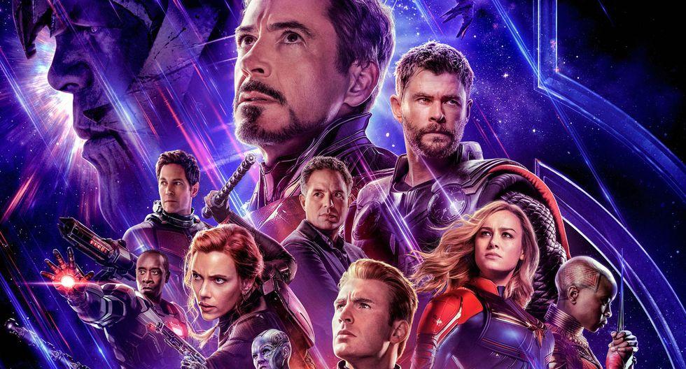 "Versión blu-ray de ""Avengers: Endgame"" tendrá 11 videos inéditos. (Foto: Marvel)"