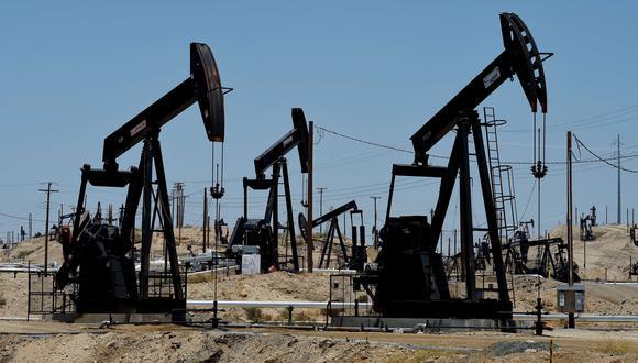 Los futuros del West Texas Intermediate en Estados Unidos (WTI) volvieron a territorio positivo. (Foto: AFP)