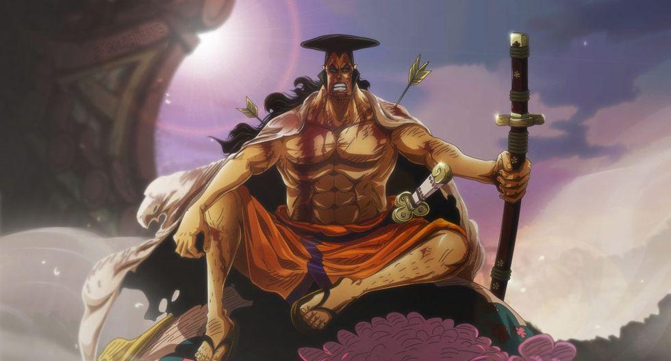 """""""One Piece"""" 963: así formó Kozuki Oden a sus samuráis y su gran enfrentamiento con Barbablanca (Foto: Shueisha / Goldenhans y @FDanibenitez)"""