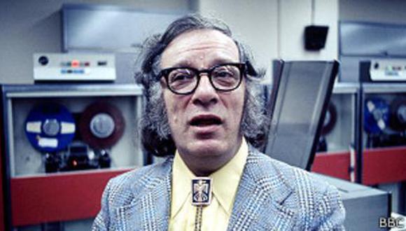 Isaac Asimov fue un escritor y bioquímico soviético, nacionalizado estadounidense, conocido por sus numerosas obras de ciencia ficción. (BBC Mundo)