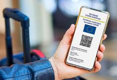 ¿Qué es y cómo funciona el certificado digital del COVID-19 que ayudará a los viajeros de la Unión Europea?