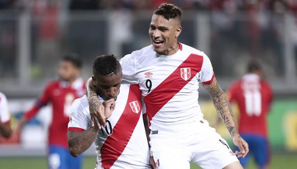 La selección peruana va por la clasificación al Mundial de Qatar 2022. (Archivo GEC)