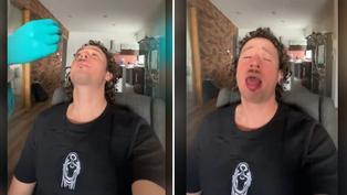 """Youtuber Luisito se somete a hisopado: """"¡Ay, qué horror""""!"""